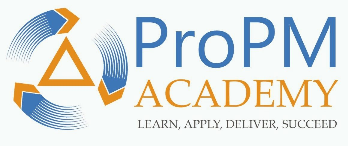 ProPM Academy – Project Management Training and Consulting Logo